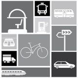 Public transportation Royalty Free Stock Image