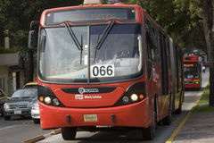 Public transportation system Royalty Free Stock Image