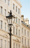 PUBLIC TREET LAMP IN LONDON Stock Images
