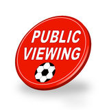 Public viewing Stock Photos