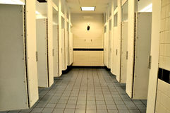 Public Washroom Facilities Stock Photo