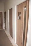 Public washroom facilities Royalty Free Stock Image