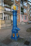 Public water pump Royalty Free Stock Photography