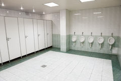 Public WC Royalty Free Stock Image