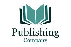 publicera för företagslogo Arkivfoton