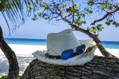Publicidad de las vacaciones de verano Imagenes de archivo