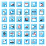 Publicidad y comercio Imágenes de archivo libres de regalías