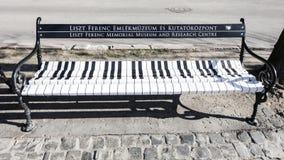 Publicité Liszt Ferenc Memorial Museum et centre de recherche Image stock