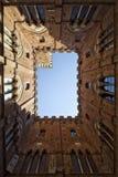 Publico van Palazzo Royalty-vrije Stock Fotografie