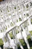 publiczność krzesło Zdjęcia Stock