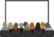 Publikum lizenzfreie abbildung