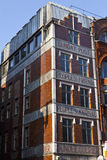 Publishing buildings on Fleet Street in London.  Stock Images