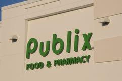 PUBLIX食物&药房 免版税库存照片