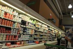 PUBLIX apteka & jedzenie Zdjęcia Stock