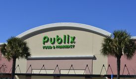 Publix Sign Stock Photography