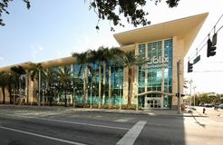Publix Supermarket in Fort Lauderdale stock images