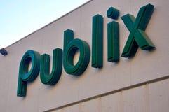 Publix supermarket in Miami, Florida, USA stock image