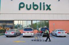 Publix supermarket in Miami, Florida, USA stock photo
