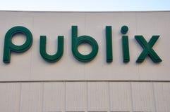 Publix supermarket in Miami, Florida, USA royalty free stock photos