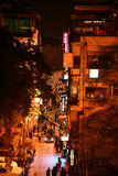 Pubs and Restaurants in New Delhi Royalty Free Stock Photo