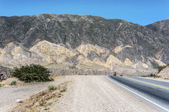 Pucara, Quebrada de Humahuaca, Jujuy, Argentina. Stock Photo