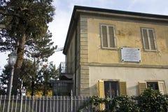 puccini s σπιτιών του Giacomo Στοκ εικόνες με δικαίωμα ελεύθερης χρήσης