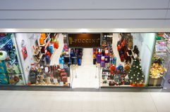 Puccini store Royalty Free Stock Image