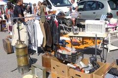 Puce Anduze Photos stock