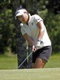 Puce d'Anna Kim de golf Photos libres de droits