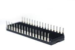 Puce de BIOS Images stock