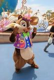 Puce et Dale à Tokyo DisneySea Photo libre de droits