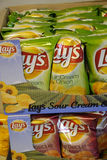 PUCES DE DENMARK_LAYS Photo stock