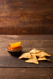 Puces de tortilla images libres de droits