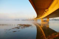 Puch Bridge, Ptuj, Slovenia Royalty Free Stock Images