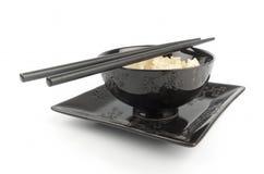 pucharów ryż Obraz Royalty Free