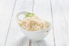 pucharów ryż Zdjęcie Stock