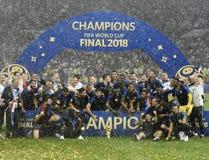 Puchar Świata 2018 obrazy royalty free