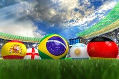 Puchar Świata 2014 ilustracji