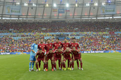 Puchar Świata 2014 zdjęcia stock
