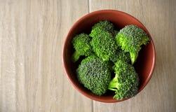Puchar Brokuły zdjęcia stock