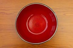 puchar czerwień obraz stock