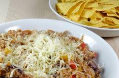 Puchar Domowej roboty chili Zdjęcie Royalty Free