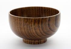 puchar drewniany Zdjęcie Royalty Free