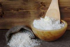 Puchar gotowani round ryż zdjęcia royalty free