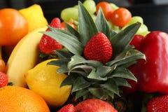 puchar owoc Fotografia Stock