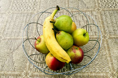 Puchar owoc Zdjęcie Stock