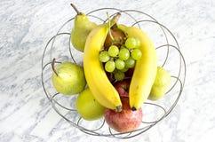 Puchar owoc Zdjęcia Royalty Free