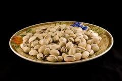 puchar pistacje obrazy stock