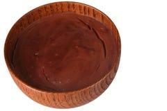 Puchar pudding zdjęcia royalty free
