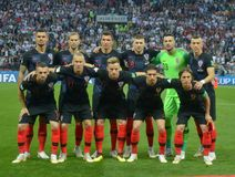 Puchar Świata 2018 Obraz Stock